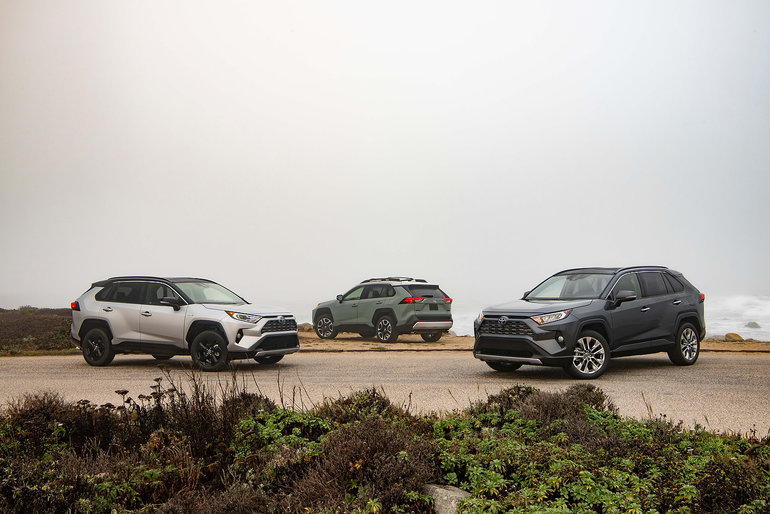 Toyota RAV4 2019: the best-selling SUV in the country just got better
