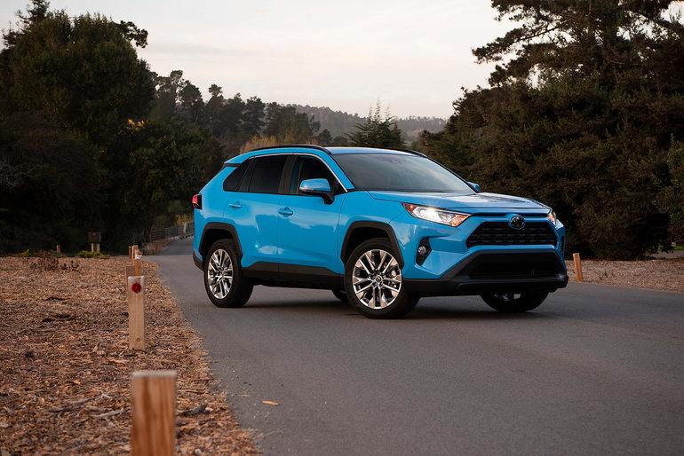 2019 Toyota RAV4: the best-selling SUV gets even better