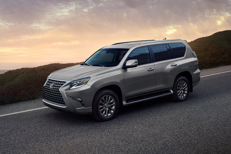 A quick look at the new 2020 Lexus GX 460