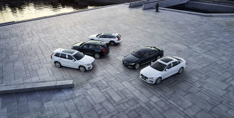The Care by Volvo Service Explained