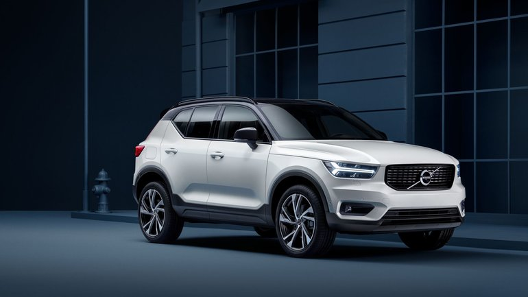Volvo XC40 2019