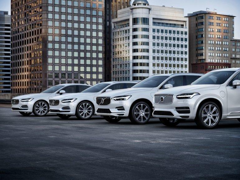 Trois choses que vous pouvez faire avec Volvo On Call