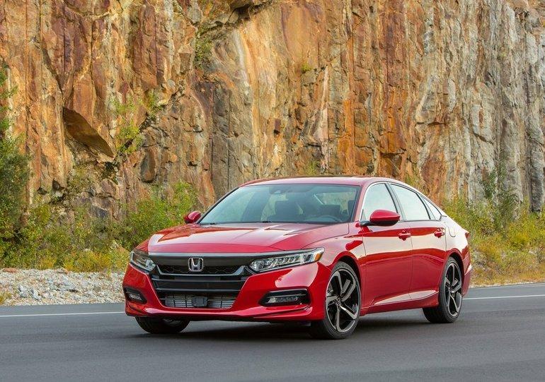 2018 Honda Accord: The Car of the Year