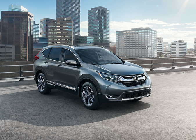 2018 Honda CR-V: The Perfect Compact SUV