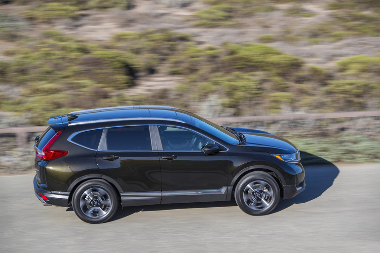 Why the 2019 Honda CR-V is the perfect SUV for your family