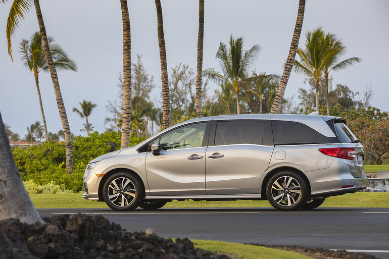 Take Care of Your Family Better with the 2019 Honda Odyssey