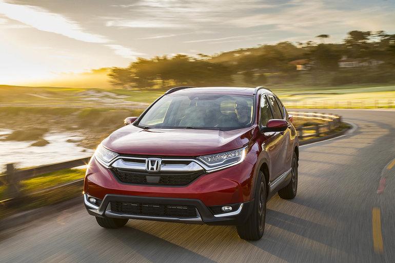 Three elements that set the new 2019 Honda CR-V apart