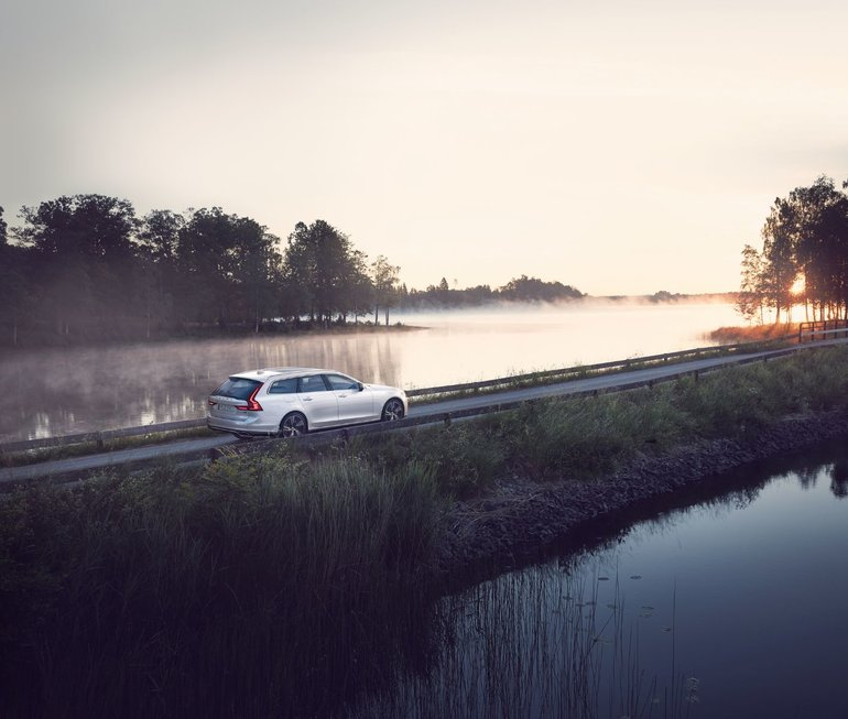 Volvo On Call: State-of-the-art technology