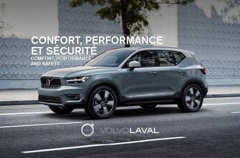 The 2019 Volvo XC40