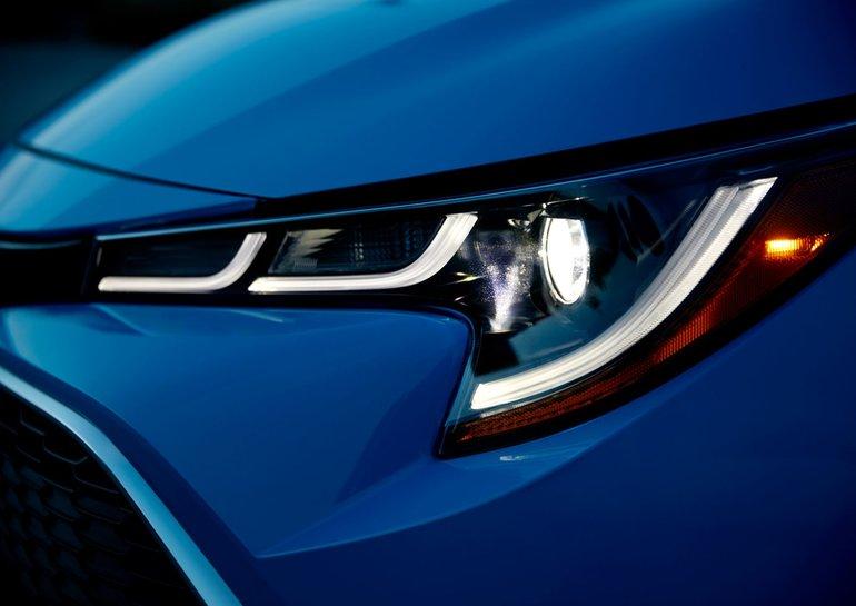 Honda Civic 2019 vs Toyota Corolla 2019 à Longueuil