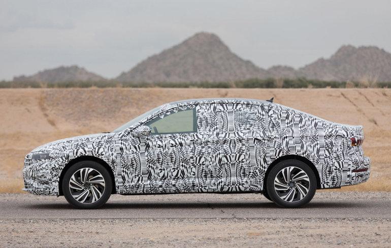 The 2019 Volkswagen Jetta is Coming Soon