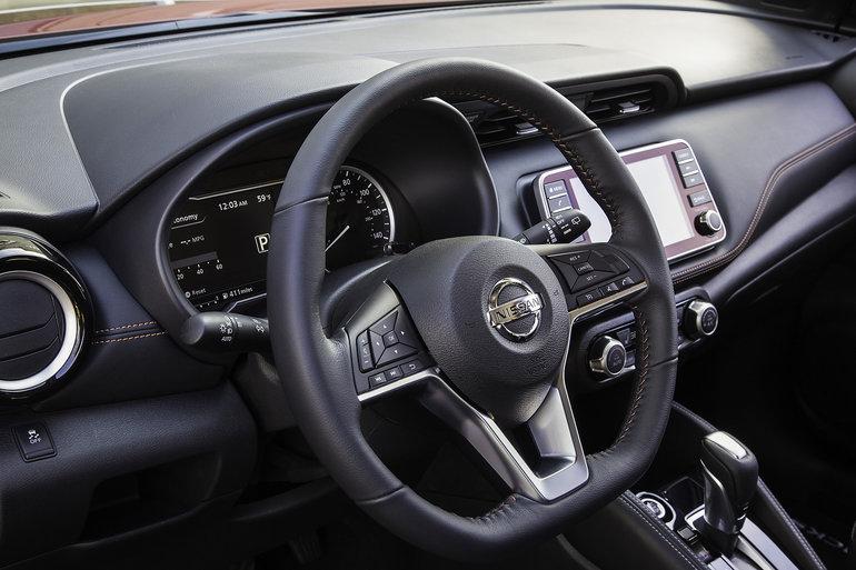 The 2019 Nissan Kicks makes Wards Auto top 10 interiors list