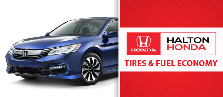 Tires & Fuel Economy