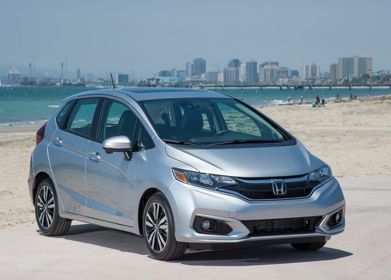 2018 Honda Fit: The Same Versatility and Agility With a Bit More Flavour