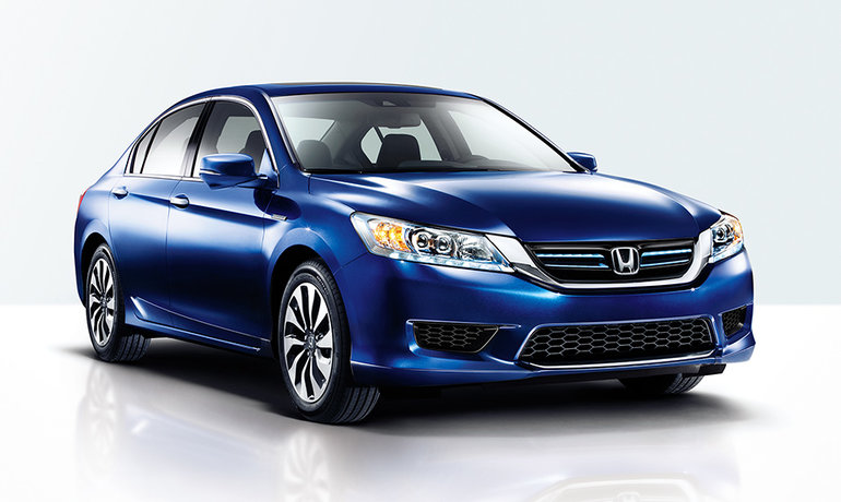 Honda Accord hybride 2015