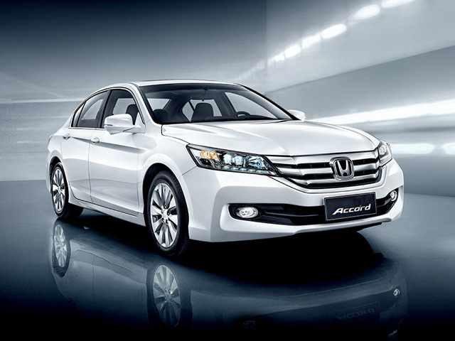Honda dévoile la nouvelle Honda Accord 2016