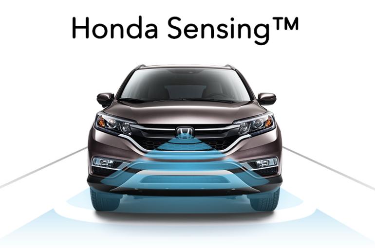 Le système Honda Sensing en détail