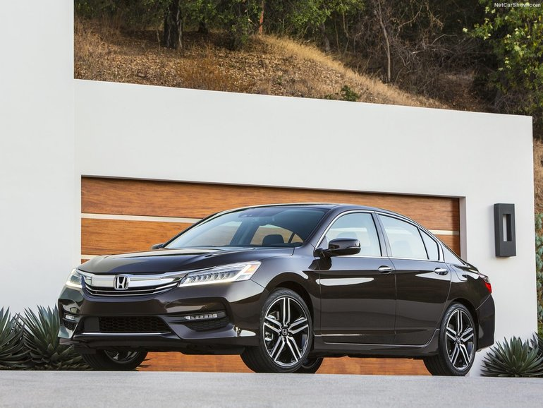 Voici ce que les journalistes pensent de la nouvelle Honda Accord 2016