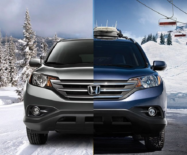 Les véhicules à traction intégrale Honda – Pour un hiver sans tracas