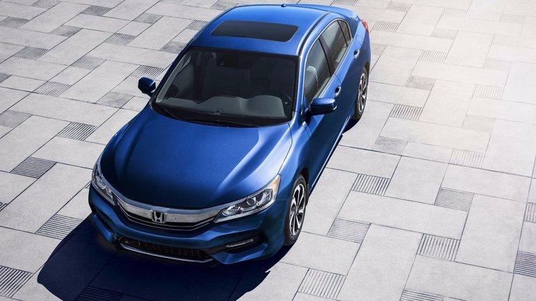 La Honda Accord berline 2017 maintenant disponible à Saint-Eustache, Québec