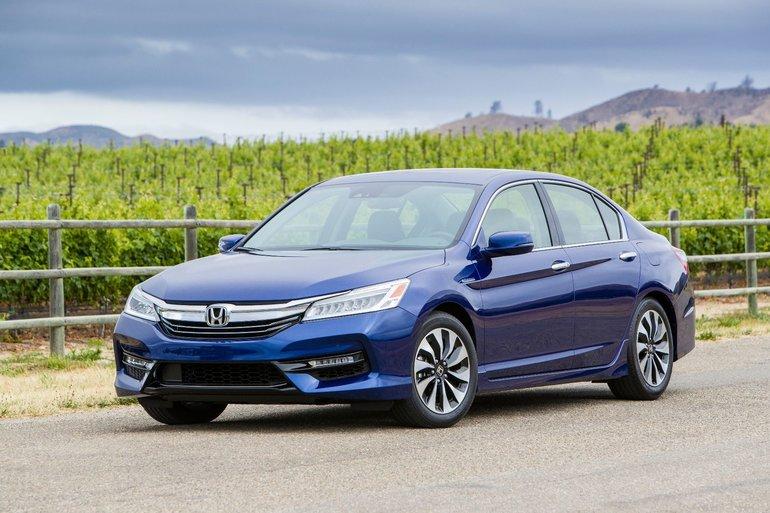 Trois choses à savoir à propos de la Honda Accord Hybrid 2017