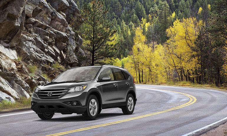 Honda CR-V 2014 – On en voit partout, et c'est normal