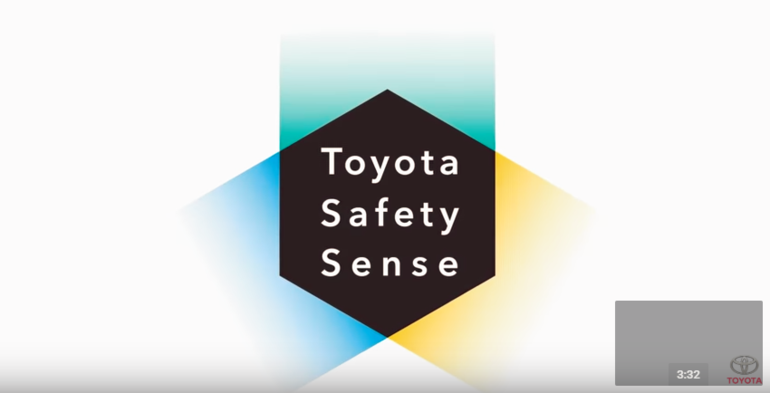 Toyota Safety Sense* TM