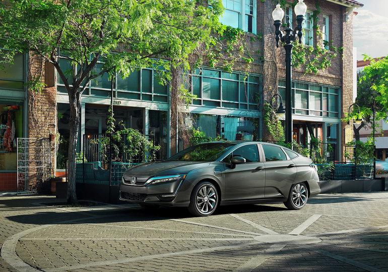 Honda Clarity 2019: la voiture électrique sans tracas