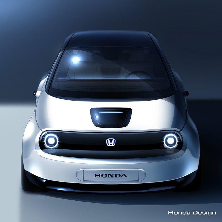 Honda prépare un véhicule électrique pour Genève