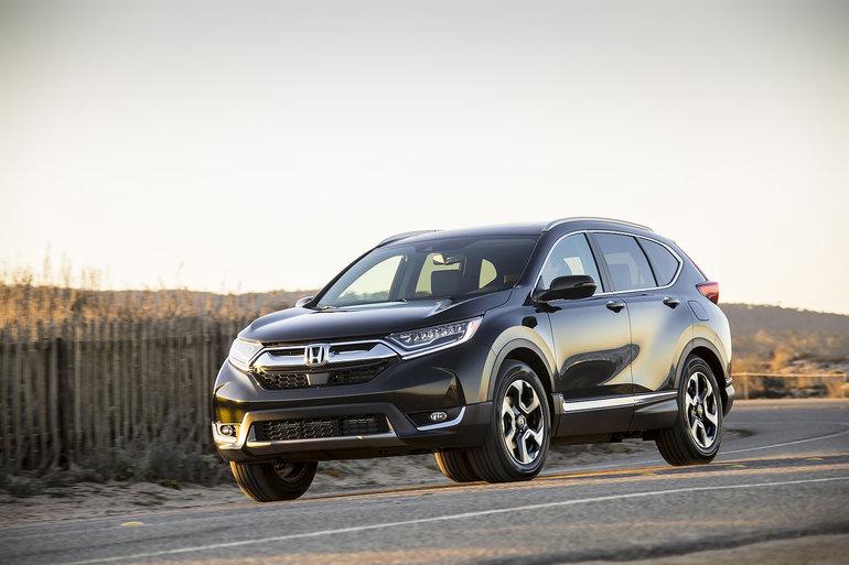 Honda CR-V 2019 vs Volkswagen Tiguan