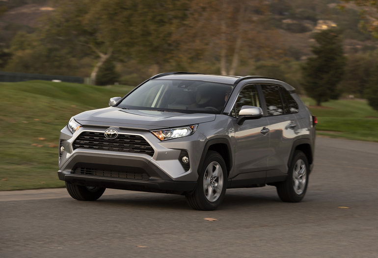 Three reasons to buy a 2019 Toyota RAV4 instead of a Ford Escape