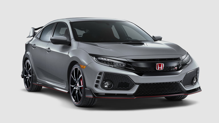 We take a look at the 2019 Honda Civic Type R because why not