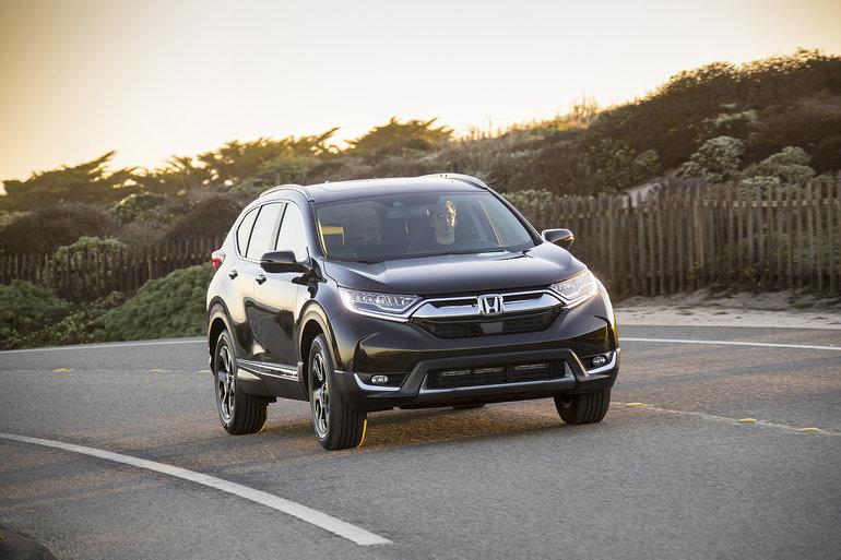 Deux raisons principales d'acheter un Honda CR-V 2019 au lieu d'un Mazda CX-5 2019
