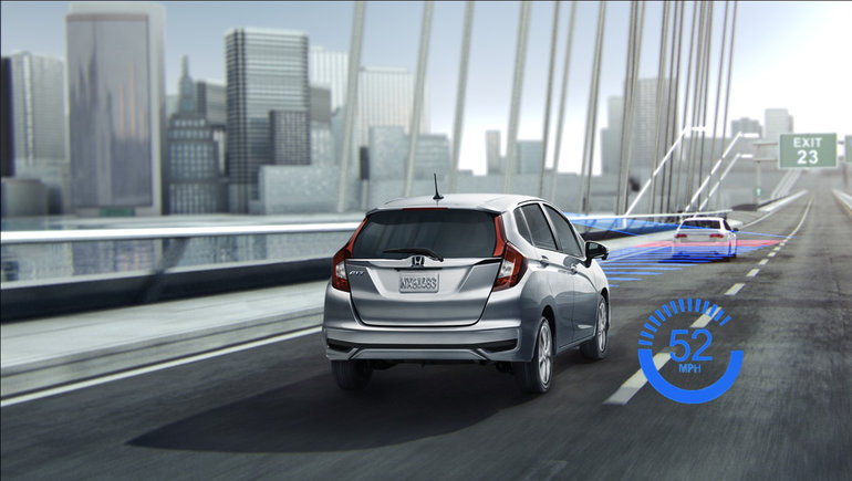 Honda Sensing is the most state of the art system of its kind. Here's why!