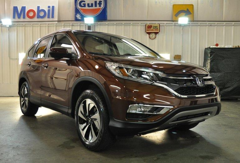 Trois choses à aimer du Honda CR-V 2015