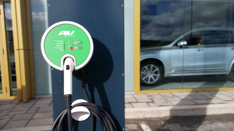 Government Program for Plug-In Hybrid Vehicle