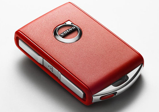 Volvo Technology: The Red Key