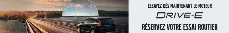 TECHNOLOGIE VOLVO : DRIVE-E