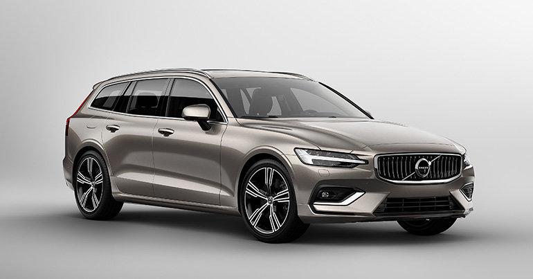 Volvo V60 2020 arrive au Canada en version hybride rechargeable