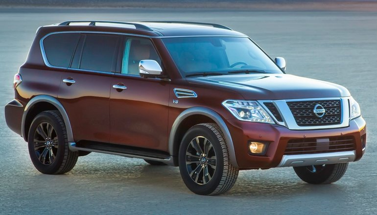FEB. 10, 2016 | 2017 NISSAN ARMADA FULL-SIZE SUV MAKES WORLD DEBUT AT CHICAGO AUTO SHOW
