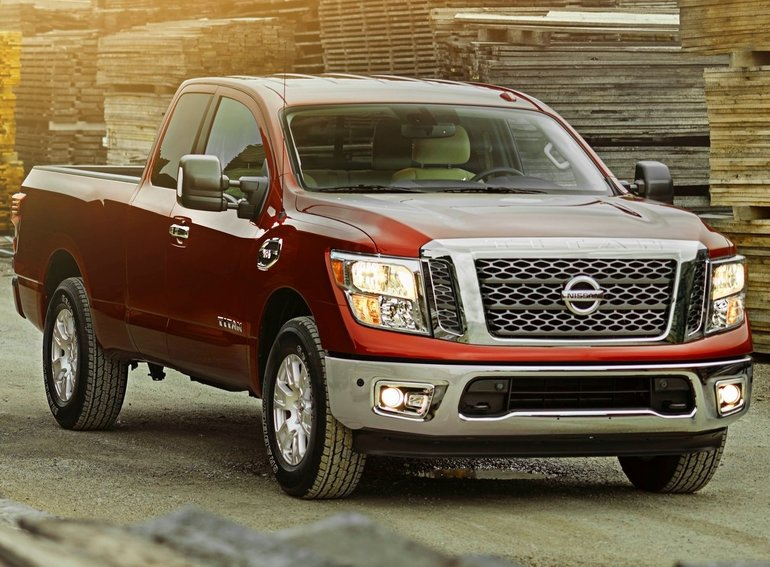 FEB. 11, 2016 | NISSAN TITAN XD AND NISSAN MAXIMA NAMED MOTORWEEK DRIVERS' CHOICE AWARD WINNERS FOR 2016