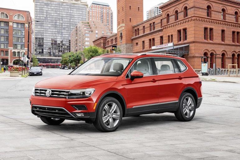 2018 Volkswagen Tiguan: A Perfectly Balanced Compact SUV