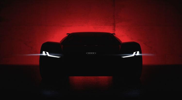 Audi is planning new EV E-Tron supercar