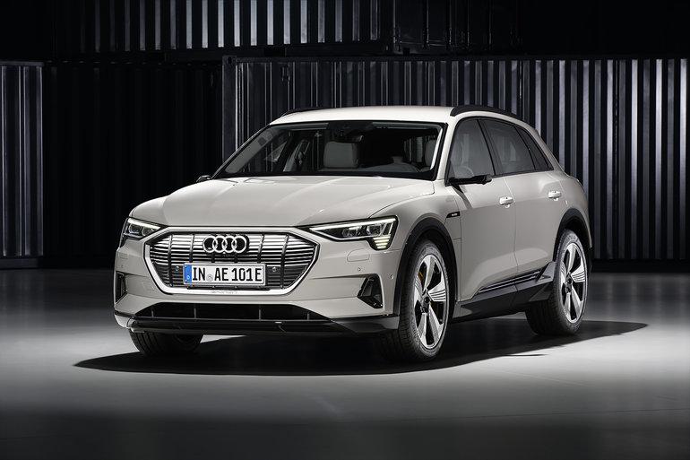 Audi e-tron Quattro: Audi's new EV SUV