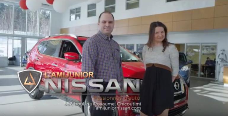 L'ami Junior Nissan - Garantie de la meilleure transaction