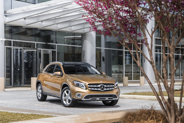 2018 Mercedes-Benz GLA: Perfect marriage of versatility and efficiency