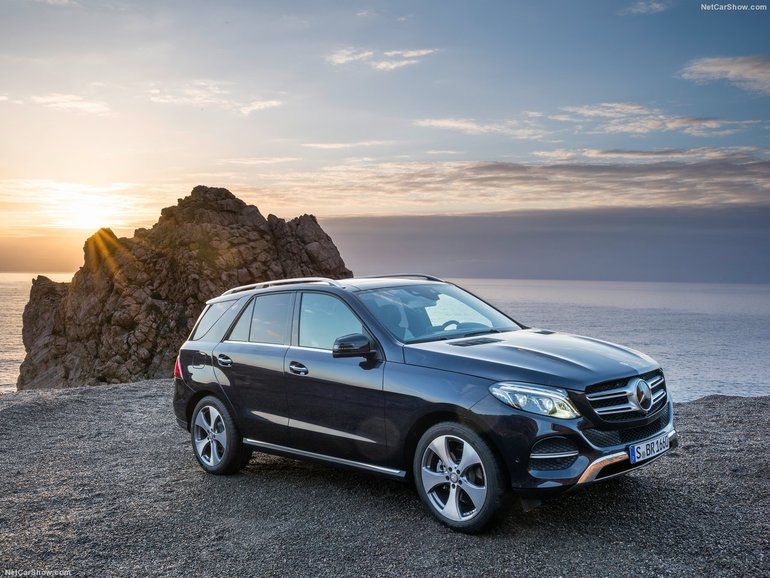2016 Mercedes-Benz GLE-Class: New name new take on life
