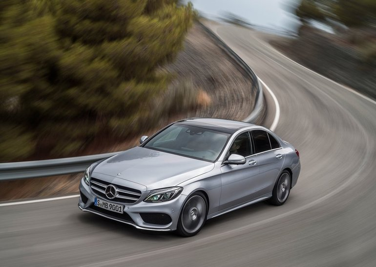 Mercedes-Benz C-Class Named World Car of the Year