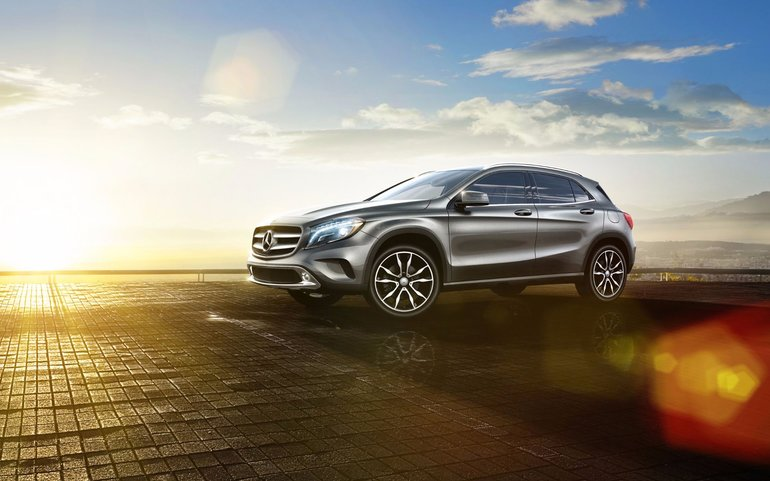2017 Mercedes-Benz GLA: small in size, big in luxury in Ottawa, Ontario