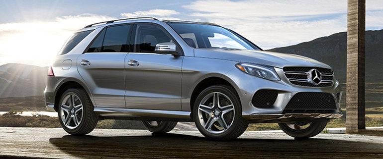 2017 Mercedes-Benz GLE: high-end refinement